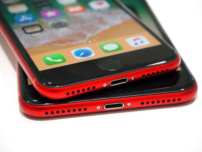 1524068151939878 有点骚气,红色iPhone 8/8 Plus开箱体验 iPhone 8