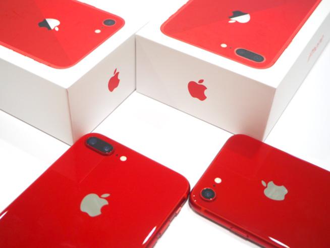 1524068152382933 有点骚气,红色iPhone 8/8 Plus开箱体验 iPhone 8