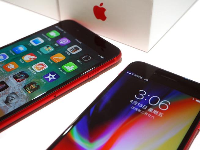 1524068152584298 有点骚气,红色iPhone 8/8 Plus开箱体验 iPhone 8