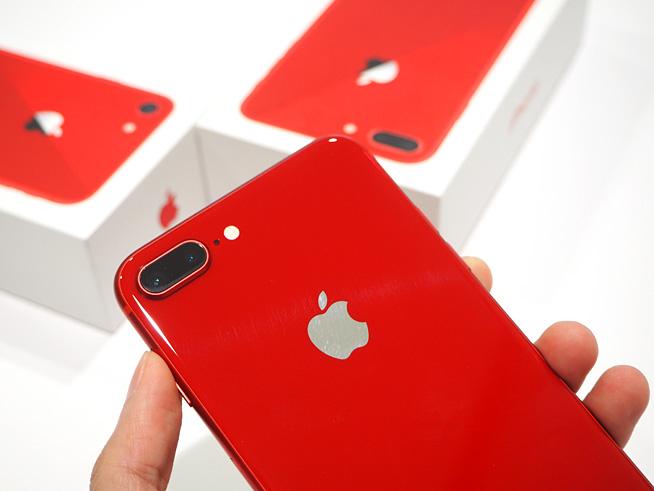 1524068152643843 有点骚气,红色iPhone 8/8 Plus开箱体验 iPhone 8