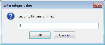 2f409f568d7b025 火狐浏览器 Firefox 启用 TLS 1.3 方法 TLS Firefox