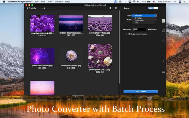 628x0w 4 [限时免费] WidsMob ImageConver   Mac全能图片转换工具 限时免费 图片转换 WidsMob ImageConver Mac限时免费