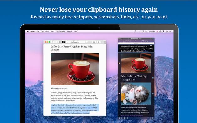 628x0w 6 [限时免费] Copy'em Paste   Mac粘贴板管理工具,提高效率 限时免费 效率 Mac限时免费 Mac,粘贴板 Copy'em Paste