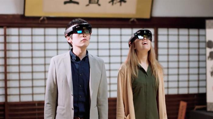 6ebd98c49f1e478 微软讲述幕后故事 HoloLens 是这样诞生的 HoloLens