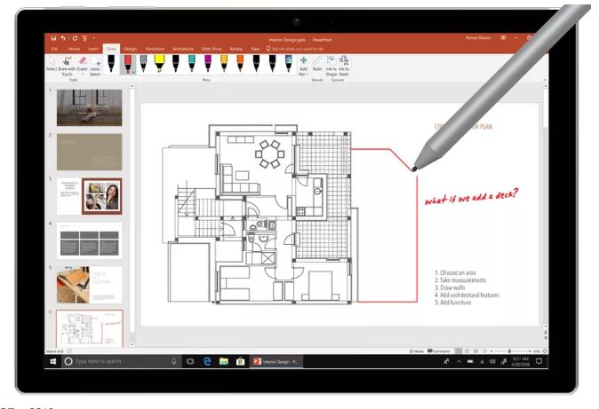 98cccc37254db6f 微软发布Office 2019预览版,企业用户注册就可以试用 Office 2019