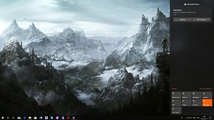 c31c6d71f128e95 Windows 10春季创作者更新的 Fluent Design 都有什么改变 Windows 10