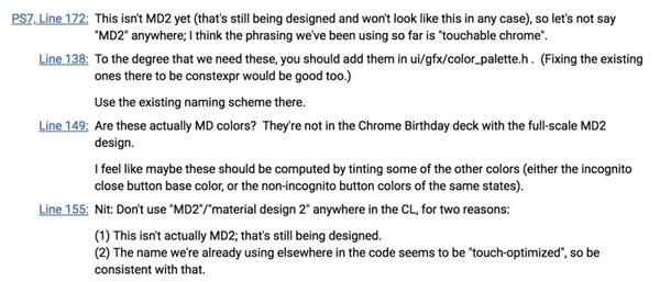 dcedf8e4d86f749 Chrome 将采用全新的 Material Design UI 设计语言 Chrome