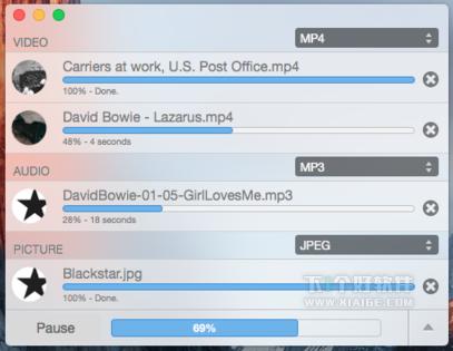 permute Permute 2.5.6   Mac轻松拖拽转换视频/音频文件软件 音频 转换 视频 Permute MAC