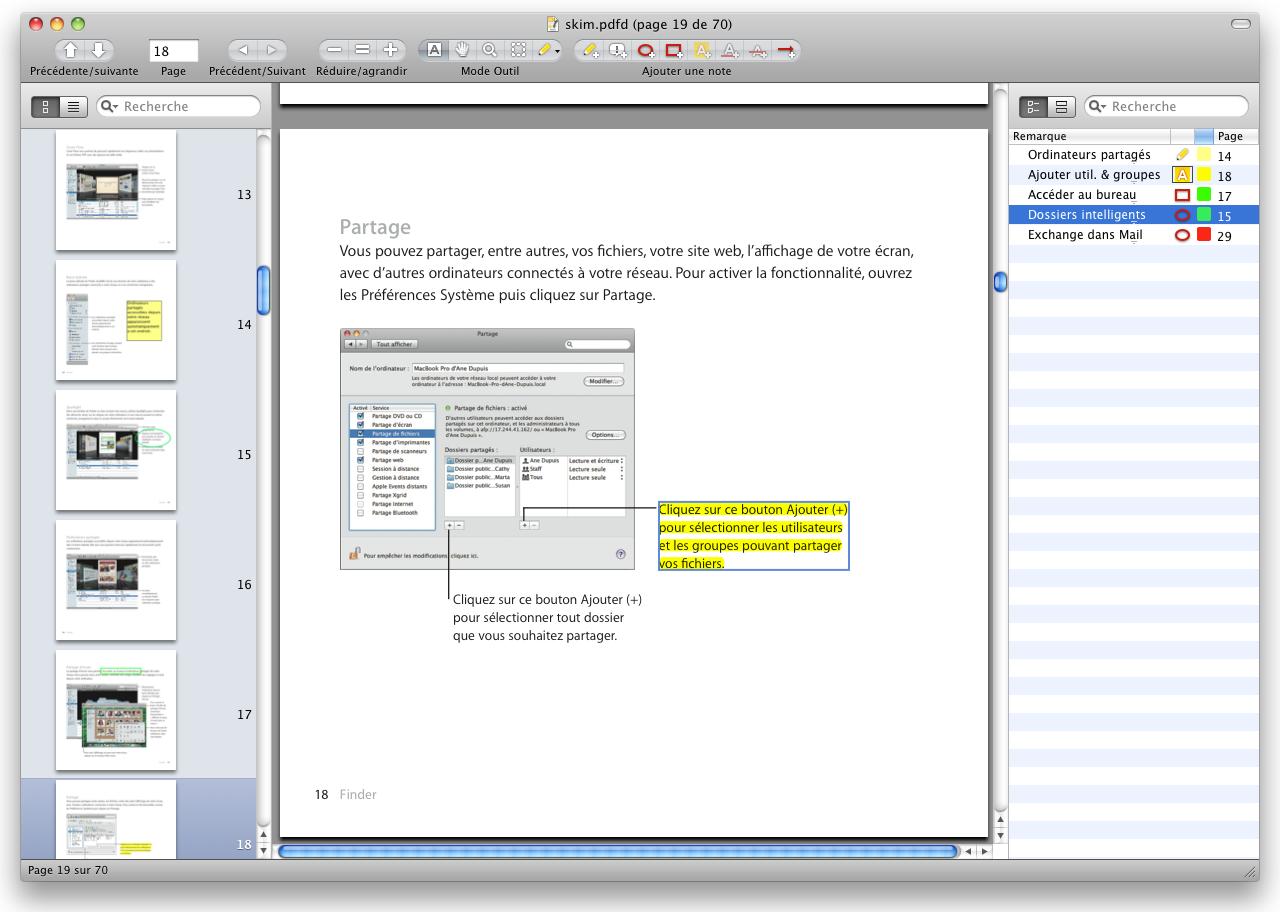 skim mac 005 Skim   Mac阅读PDF神器,速度飞快(看文献、做笔记必备) 免费 Skim PDF MAC