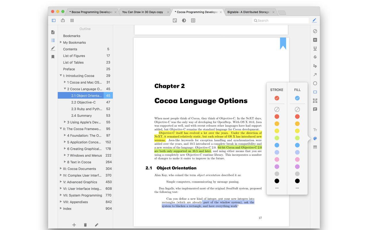 1280x0w 1 1 PDF Guru Pro 3.0.26   Mac上的PDF阅读器和编辑工具 PDF阅读器 PDF Guru Pro PDF MAC