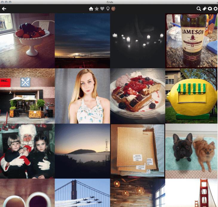 35b5eb004b967827113c58a3fd5093b3 Grids for Instagram 5.2   Mac下的 Instagram 客户端 Instagram Grids