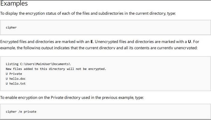 微软发布 Windows 参考命令行文档,超过250个命令 热点资讯 第2张