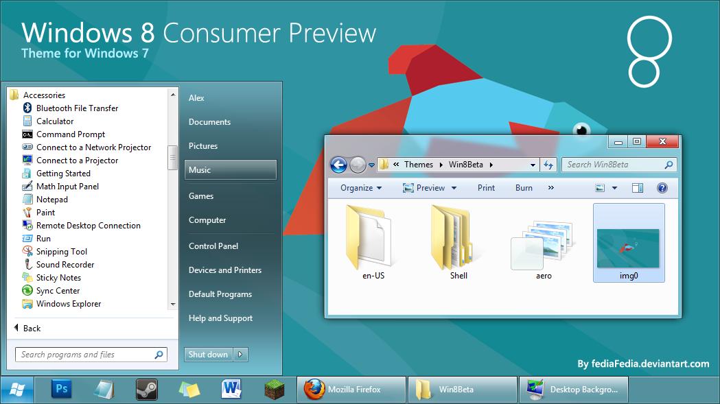 VS Windows 7 精选主题包【珍藏版】+ 美化工具 + 教程 Windows 7美化 Windows 7主题 VIP专享