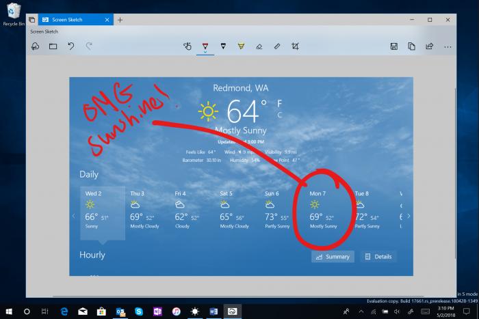 玩转 Windows 10 的「新截图」让你不需要第三方截图软件了 教程技巧 第5张
