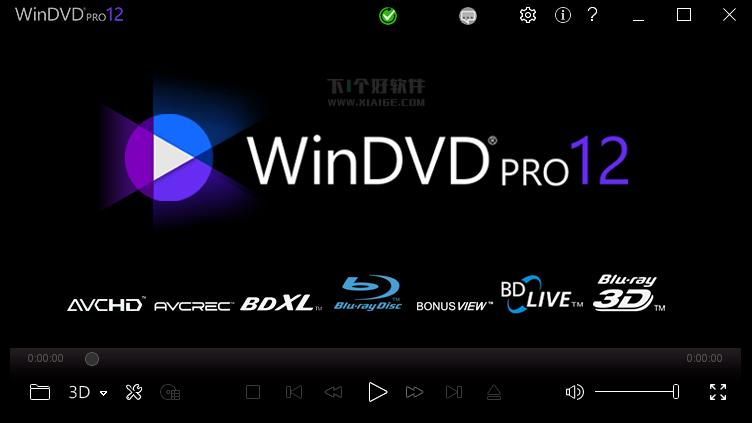 corel windvd pro 240 Corel WinDVD Pro 12.0.0.87 SP4 汉化版   功能强大的视频播放器 视频播放器 播放器 Corel WinDVD Pro 4K