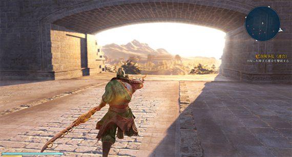"""dynasty warriors 84 570x307 《真三国无双8》中文/英文完整版   开放世界""""割草""""游戏 真三国无双8中文版 真三国无双8"""