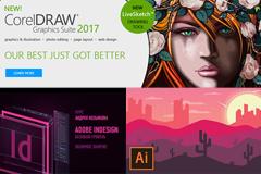 人丑就要多读书:InDesign/CorelDRAW/AI教程集合