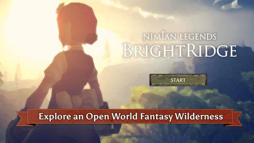 [限时免费] 尼米亚传奇   3D 开放式 RPG 游戏 限时免费 尼米亚传奇 RPG ios限时免费 3D