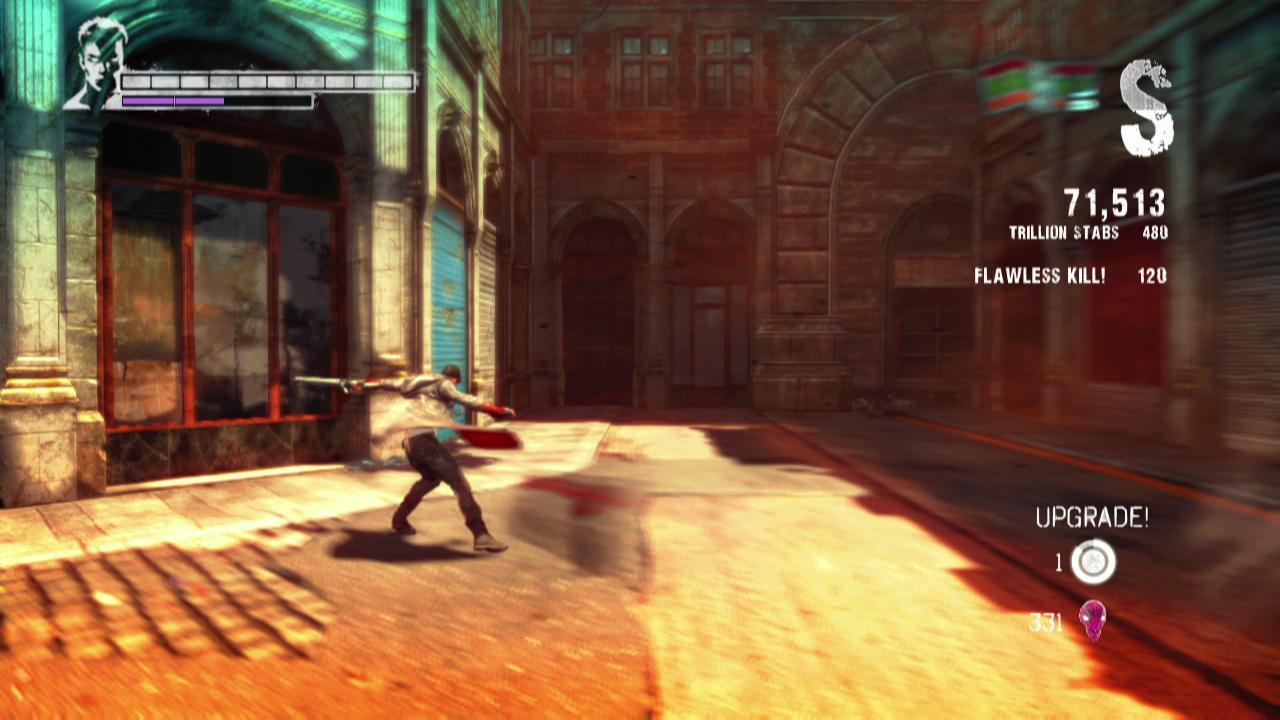 2013011311112197345 [PS4]《鬼泣:终极版》英文版   动作游戏的典范 鬼泣5 动作 PS4破解游戏 PS4游戏 PS4