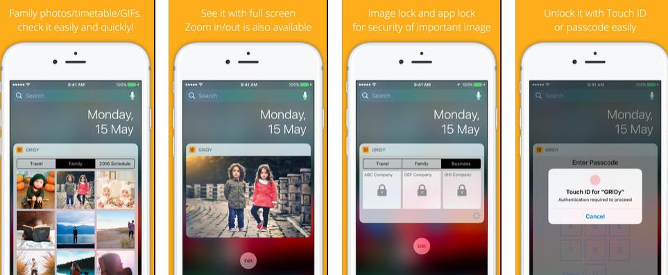 20180628113158 [限时免费] GRIDy   让iOS支持通知中心浏览图片 限时免费 浏览图片 ios限时免费 GRIDy