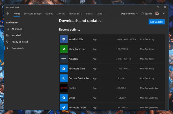 562444b148f3bb5 微软在 Windows 10 开始测试新版微软商店 Windows 10
