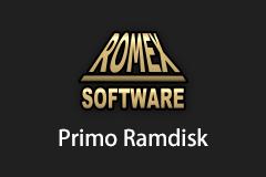 Primo Ramdisk Server 6.3.1 / Ultimate  5.50 中文特别版 - 内存虚拟硬盘,提高性能