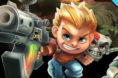 [PS4]《拉德罗杰斯》中文版 - 横版动作冒险游戏