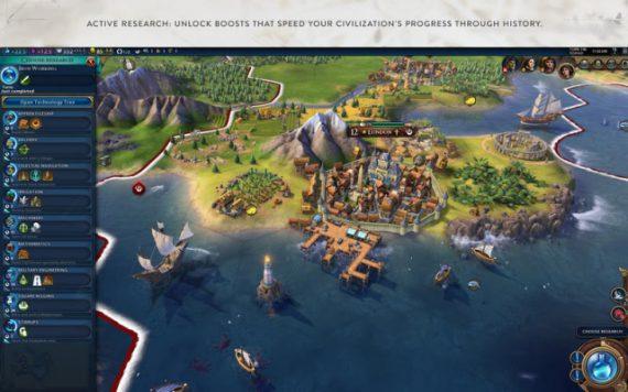 《文明6: 迭起兴衰》Mac版   大型模拟策略类游戏 策略 模拟 文明6: 迭起兴衰mac版 文明6: 迭起兴衰