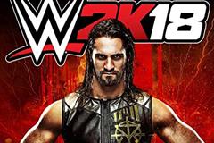 [NS]《WWE 2K18》英文版 – 肌肉满满的摔跤格斗