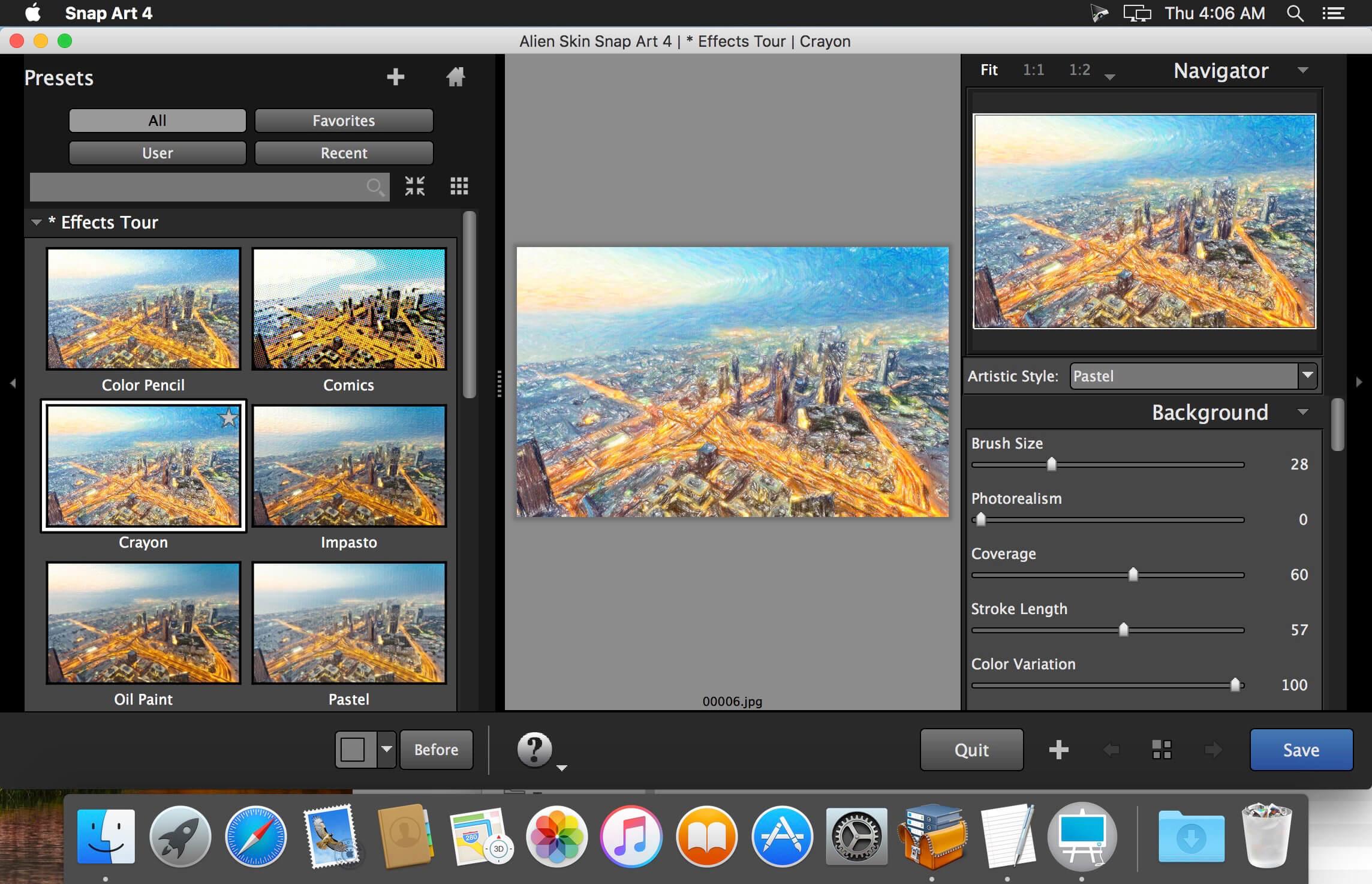 1507202260 exposure x 02 Alien Skin Snap Art For Mac 4.1.2.195   PS手绘滤镜 滤镜 PS手绘滤镜 Alien Skin Snap Art For Mac