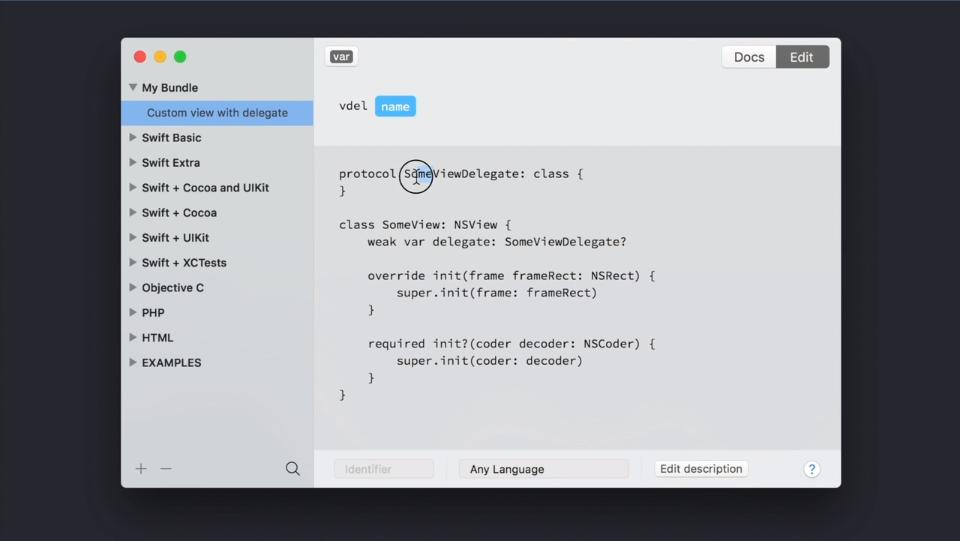 20180702162146 TeaCode 1.0   Mac快速编写代码软件 代码 TeaCode MAC