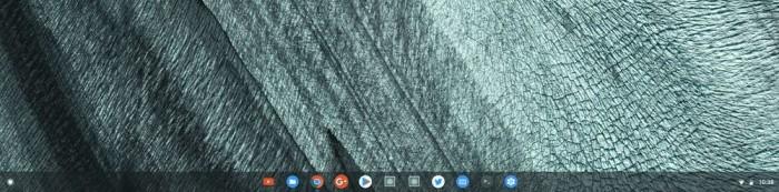 9a9586274c46283 Chrome OS新的Shelf桌面布局:应用图标居中 Chrome OS