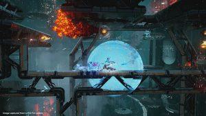 P xuejing06 300x169 [PS4]《血精石陨落》繁体中文版   横版动作游戏 血精石陨落 动作 PS4破解游戏 PS4游戏 PS4