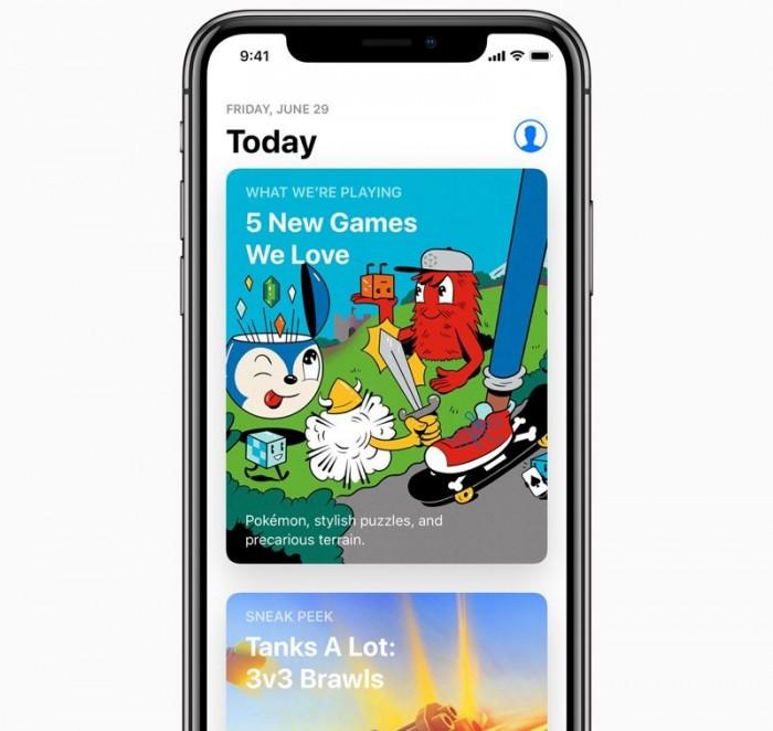 f470447f352f596 App Store 上线十周年,苹果发文纪念 APP Store