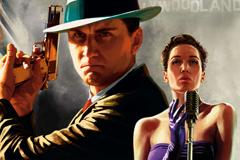 [PS4]《黑色洛城》英文版 – 侦探类动作冒险游戏