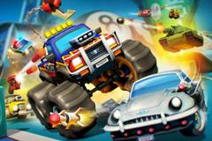 [PS4]《迷你机车世界大赛》欧/英文版 - 充满童趣的赛车