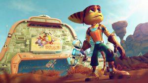ruiqi02 300x169 [PS4]《瑞奇与叮当》中文版    令人陶醉的星际冒险 瑞奇与叮当 冒险 PS4破解游戏 PS4游戏 PS4