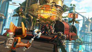ruiqi05 300x169 [PS4]《瑞奇与叮当》中文版    令人陶醉的星际冒险 瑞奇与叮当 冒险 PS4破解游戏 PS4游戏 PS4