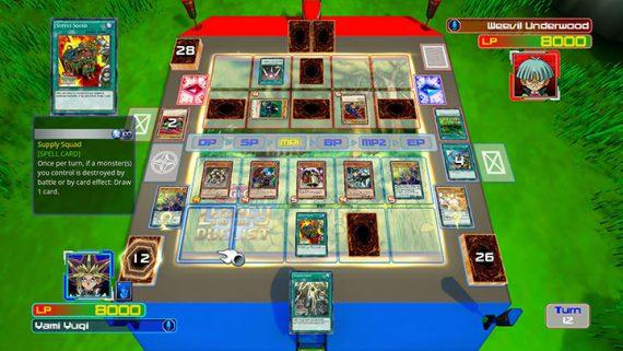 youxi06 570x321 [PS4]《游戏王:决斗者遗产》英文版   和你的对手展开战斗 游戏王决斗者遗产 卡牌 PS4破解游戏 PS4游戏 PS4