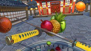 P4 shuiguo03 300x169 [PS4][VR]《水果忍者 VR》繁体中文版   虚拟现实版的切水果 虚拟现实 水果忍者 VR VR PS4破解游戏 PS4游戏 PS4