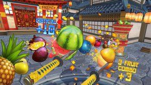 P4 shuiguo04 300x169 [PS4][VR]《水果忍者 VR》繁体中文版   虚拟现实版的切水果 虚拟现实 水果忍者 VR VR PS4破解游戏 PS4游戏 PS4