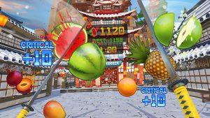 P4 shuiguo05 300x169 [PS4][VR]《水果忍者 VR》繁体中文版   虚拟现实版的切水果 虚拟现实 水果忍者 VR VR PS4破解游戏 PS4游戏 PS4