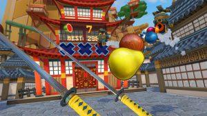 P4 shuiguo06 300x169 [PS4][VR]《水果忍者 VR》繁体中文版   虚拟现实版的切水果 虚拟现实 水果忍者 VR VR PS4破解游戏 PS4游戏 PS4