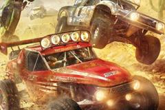 [PS4]《下加越野赛》英文版 – 越野赛车高清重制版