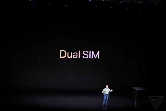 a0bb3946deb6fb5 570x380 苹果iPhone Xs Max支持双卡:中国独享双实体SIM卡 iPhone XS