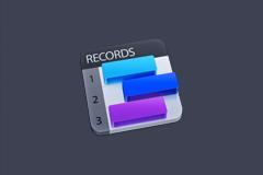Records 1.6.0 - Mac信息数据库管理,收集整理个人信息