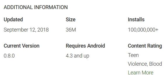 25fb0a6d772177a 国际版《绝地求生:刺激战场》谷歌商店下载量破一亿次 绝地求生