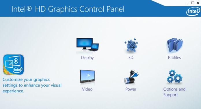 792f83fda13666a 英特尔发布Windows 10核显驱动25.20.100.6326 英特尔