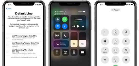 cb6b3b8a0cc0380 1 570x273 苹果正式发布iOS 12.1:修复新iPhone信号问题 iOS 12