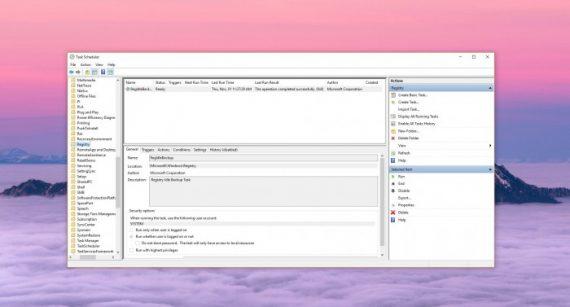 9cc838d1061318f 570x307 Windows 10十月更新又出BUG,注册表备份失效 Windows 10